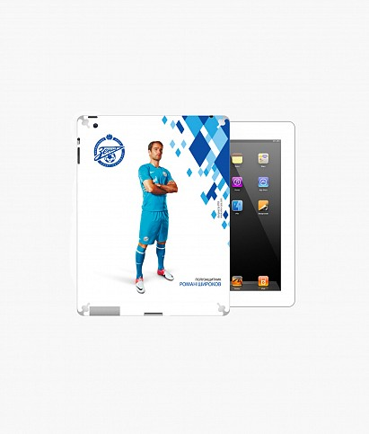 Shirokov sticker for iPad2/3/4