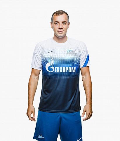 Футболка предыгровая Nike Zenit сезон 2020/21