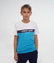 Футболка для мальчиков «Urban Lions»