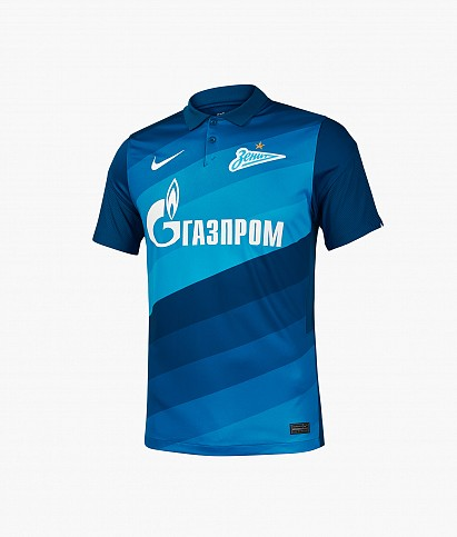Zenit Home Stadium Shirt 2020/21