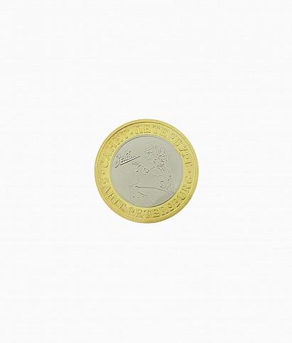 "Coin ""Bronze Horseman"""