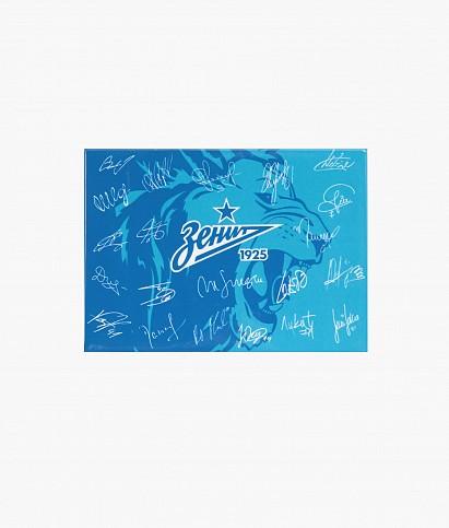 Магнит «Автографы»