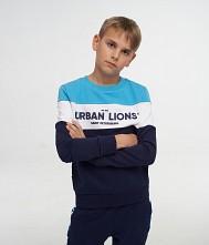 Джемпер для мальчиков «Urban Lions»