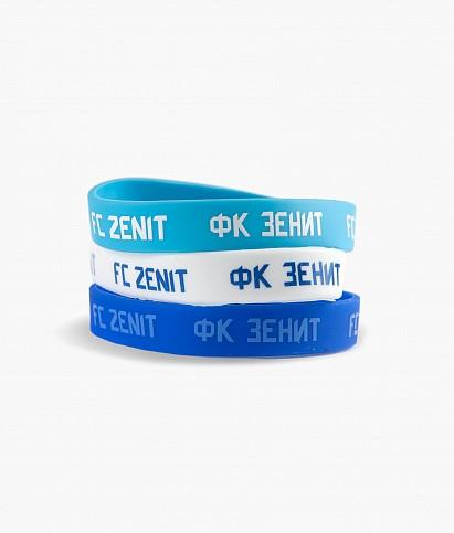 Zenit silicon bracelet set