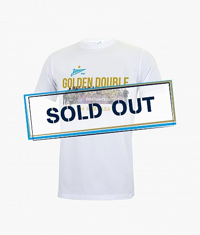 "T-shirt ""Golden Double"""