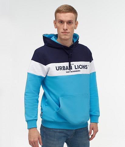 Толстовка мужская «Urban Lions»
