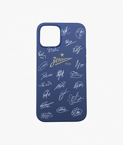 """Чехол для IPhone 12 Pro Max """"Автографы"""""""