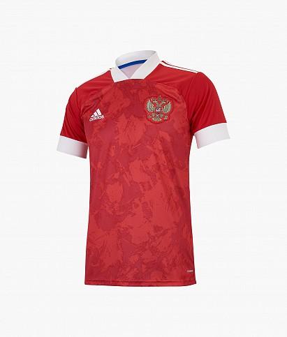 Футболка игровая подростковая Adidas сборной России