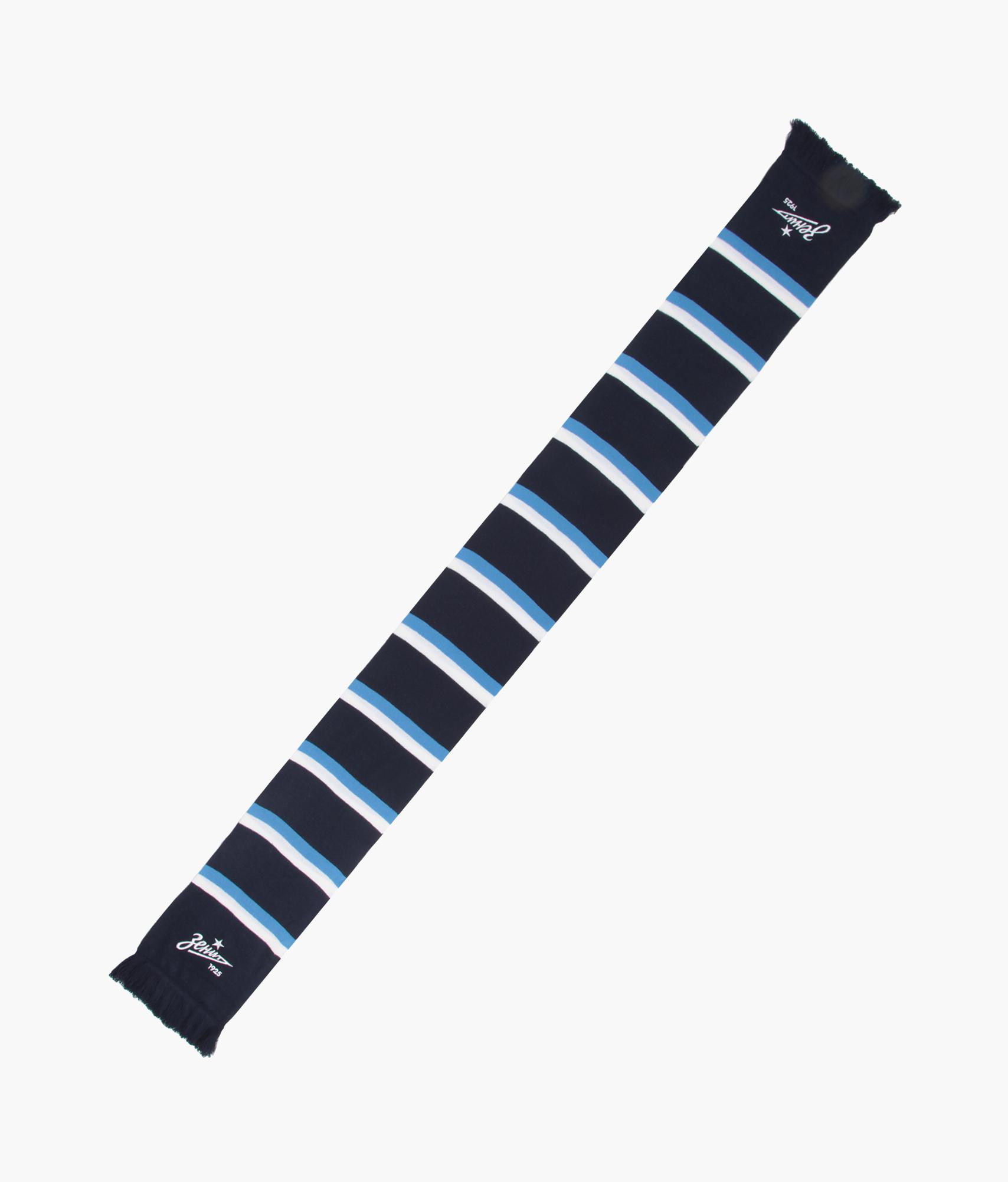 Шарф трикотажный «Стрелка»  Зенит шарф eleganzza eleganzza el116gmxid05