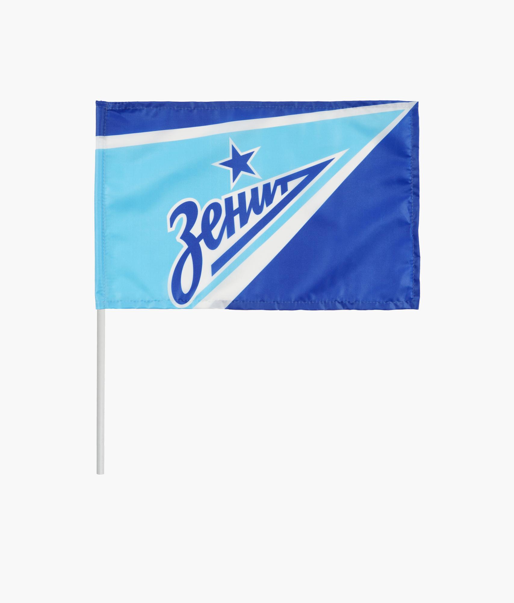 Флаг «Классика» 30х45 см Зенит флаг 150х225 классика зенит