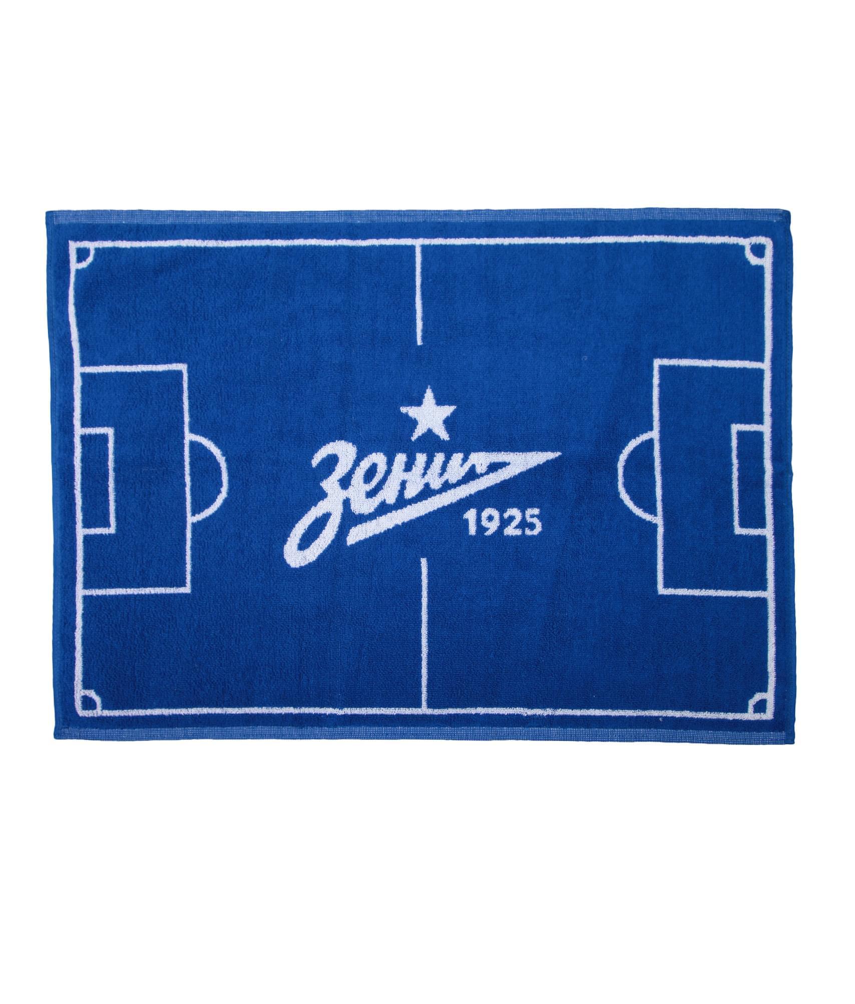 Полотенце «Футбольное поле» махровое 50х70 см