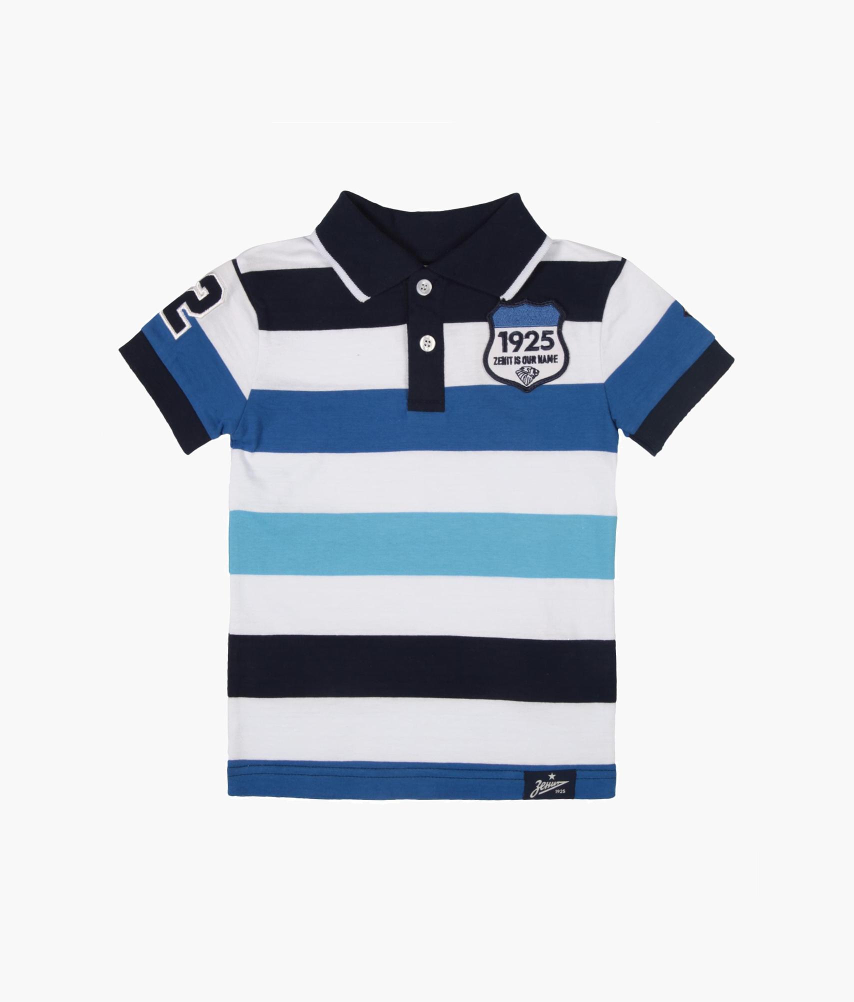 Детская футболка Зенит Цвет-Полоска