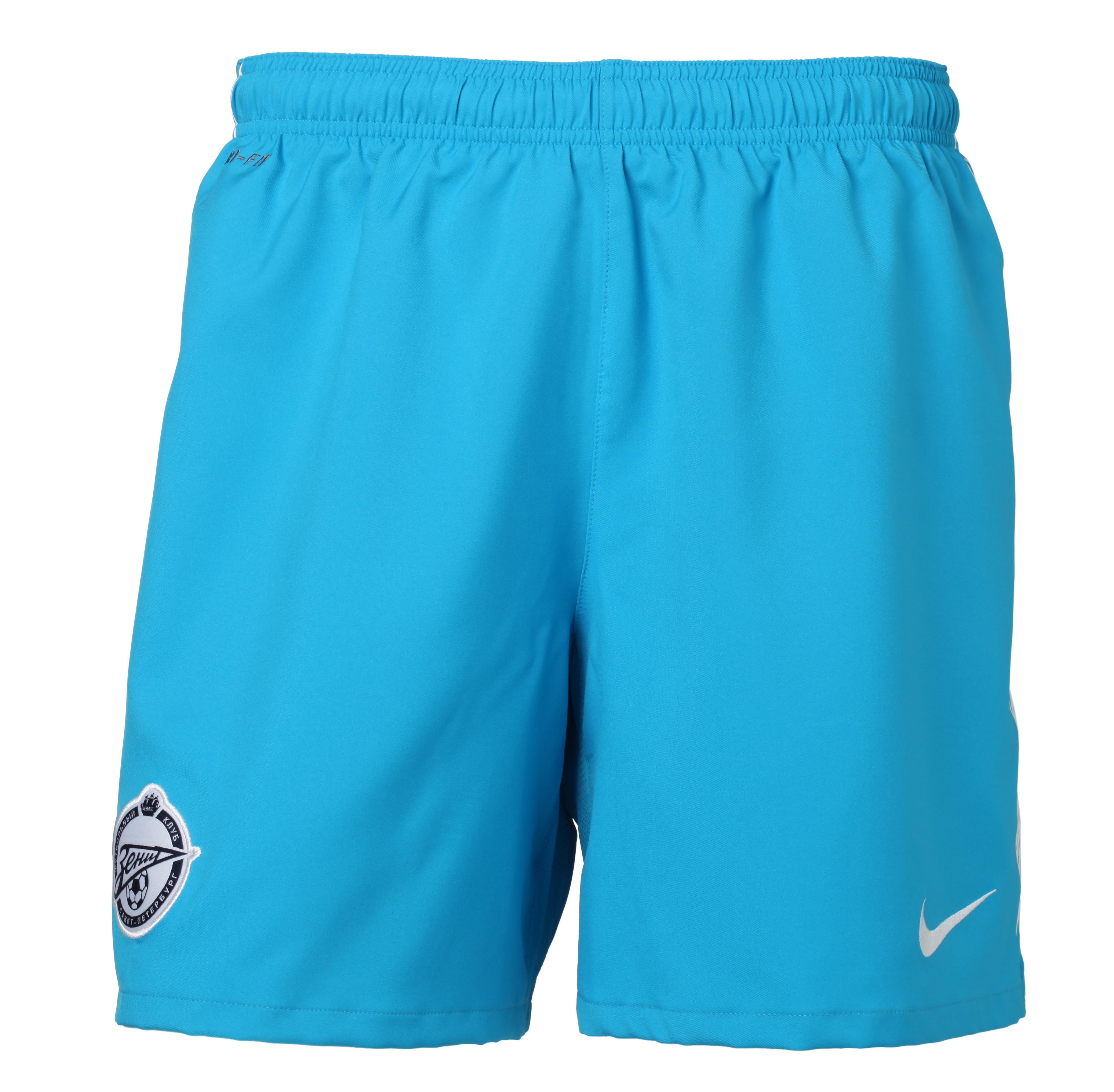 Шорты Nike, Цвет-Лазурный, Размер-XL