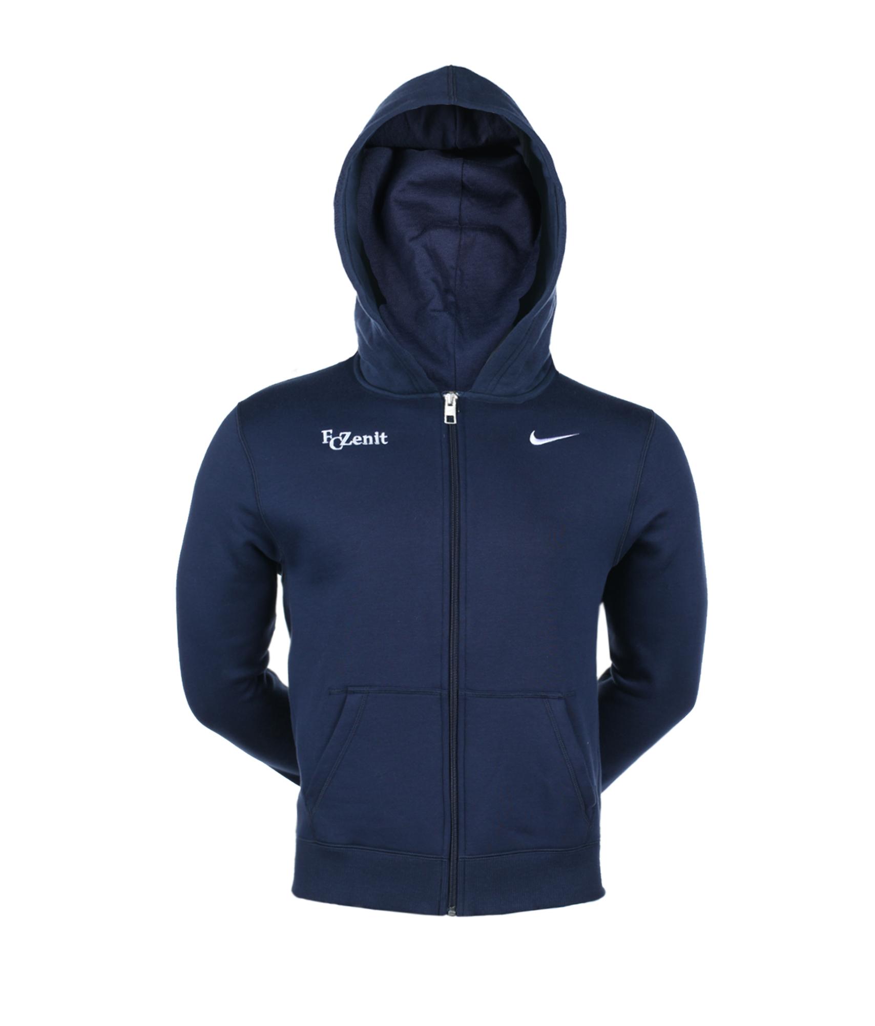 Толстовка Nike YA76 BF FZ HDY-BK, Размер-XL