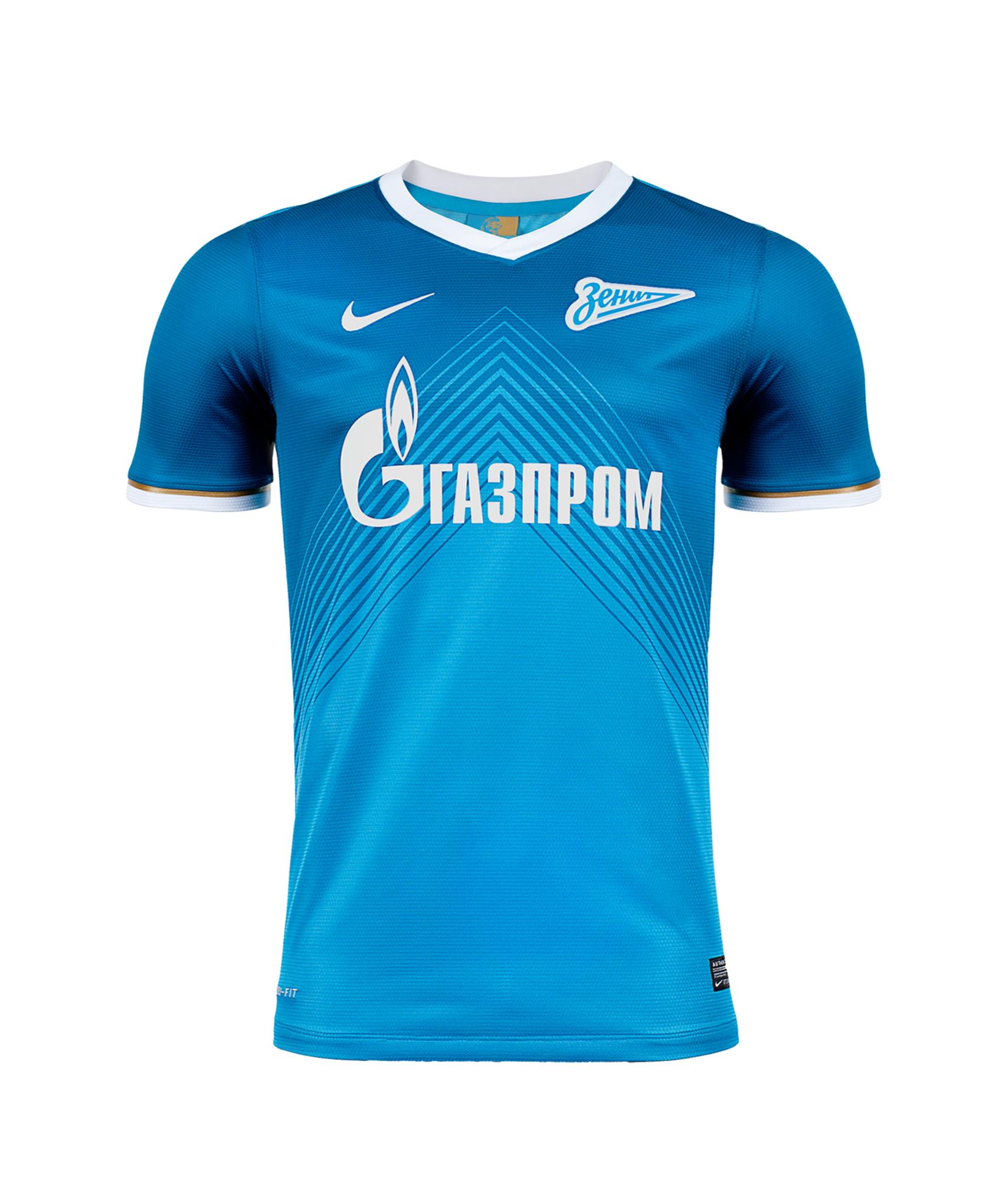 Домашняя игровая футболка, Цвет-Синий, Размер-XL
