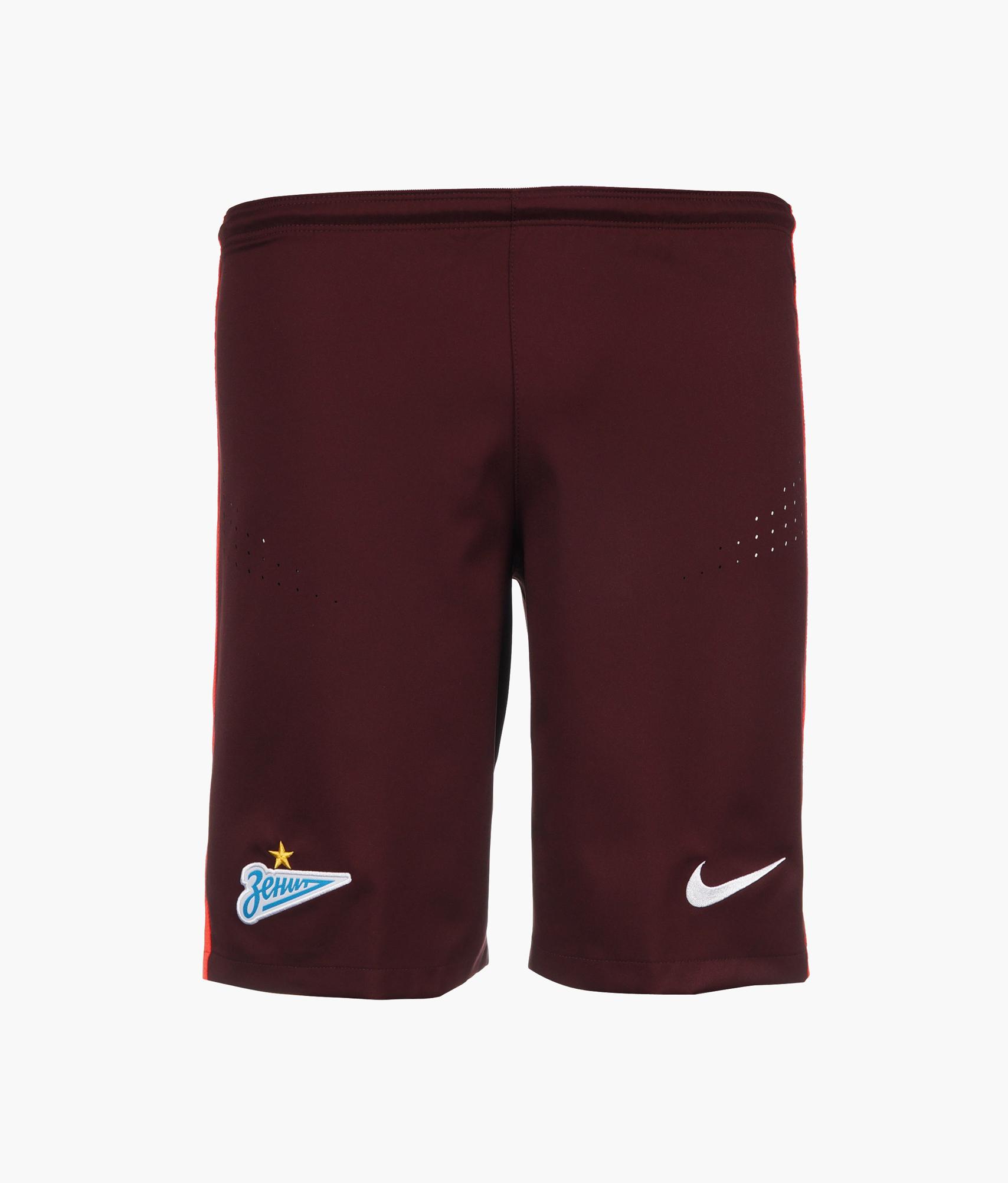 Оригинальные вратарские шорты Nike  Цвет-Бордовый