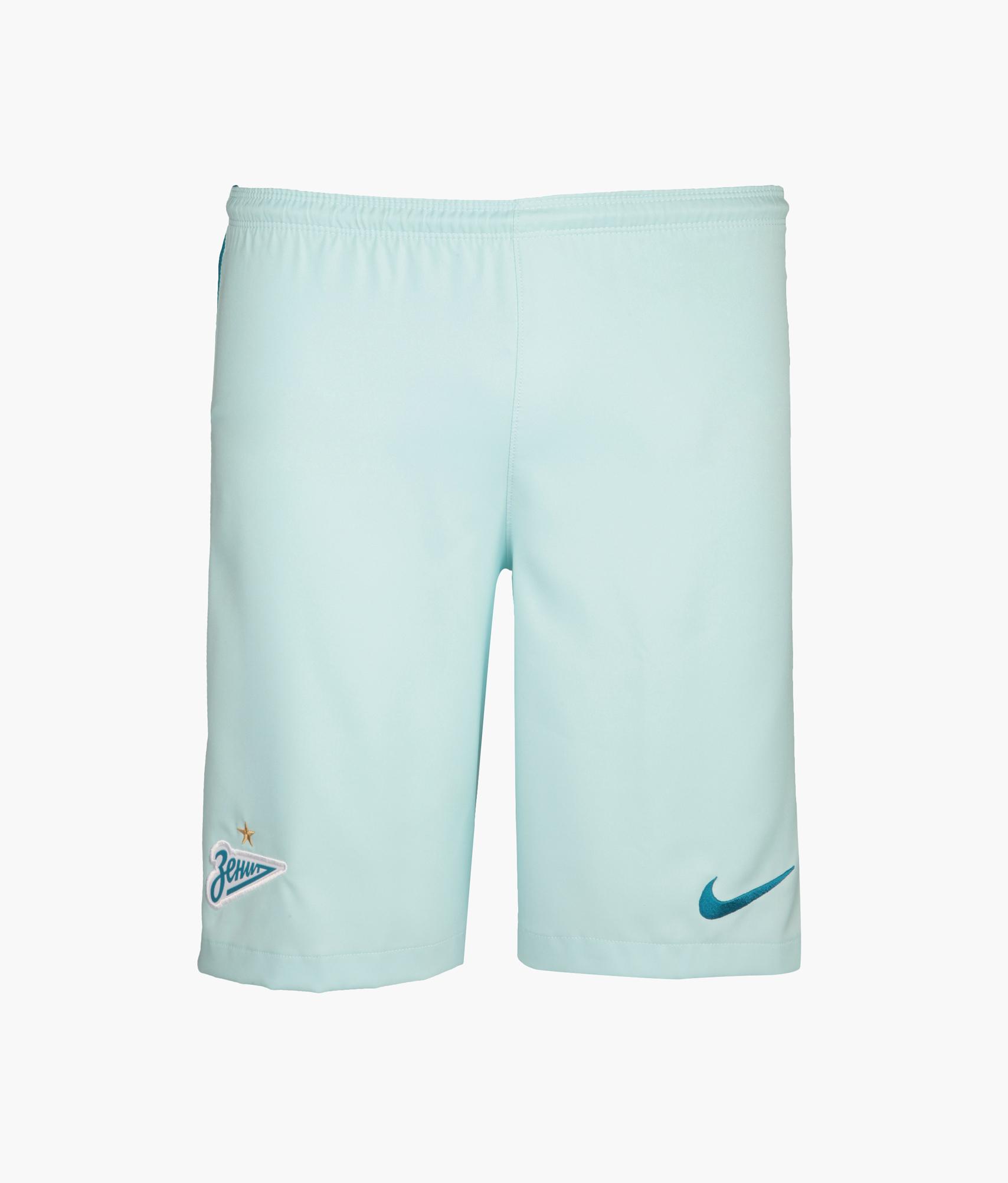 Шорты оригинальные игровые Nike  Цвет-Белый