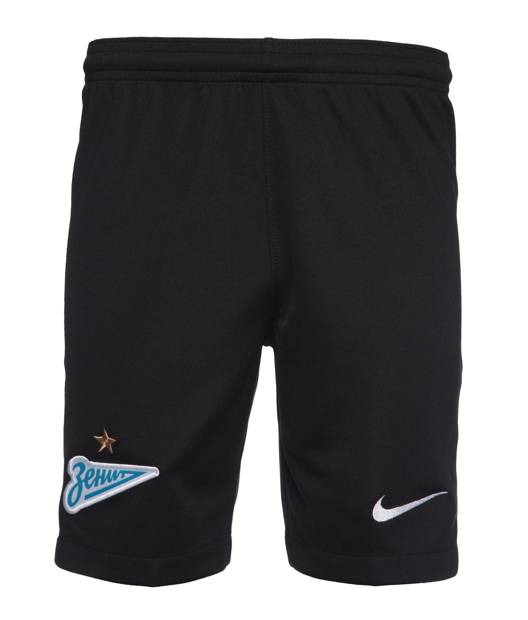 Шорты вратарские Nike подростковые сезона 2017/2018 Nike Цвет-Черный