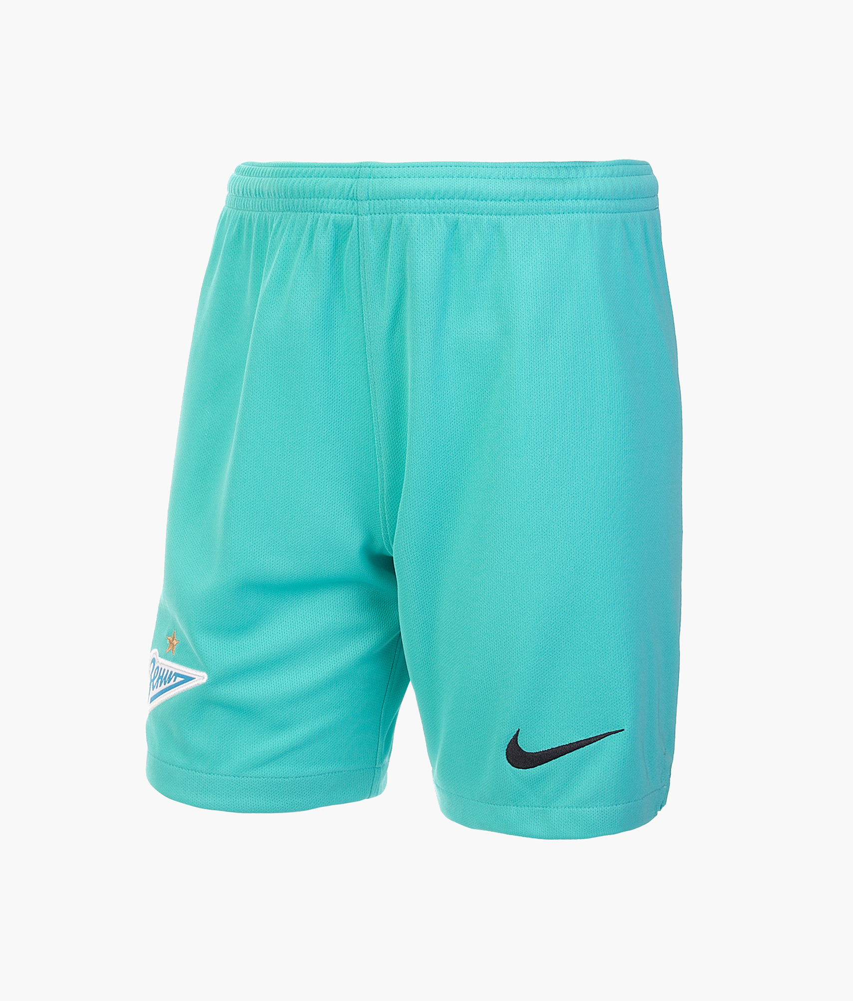 Шорты вратарские подростковые сезона 2019/2020 Nike Цвет-Зеленый
