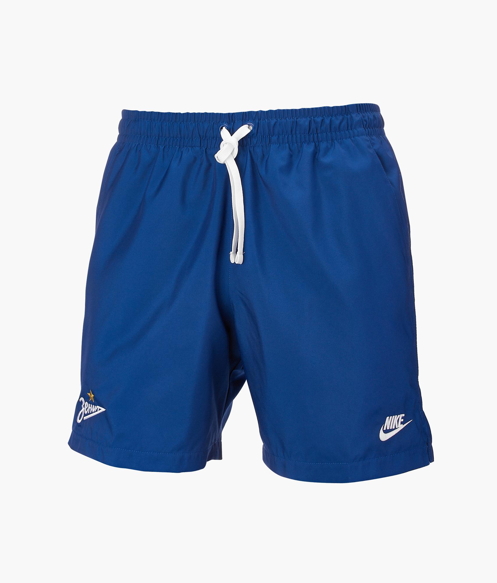 Шорты Nike  Цвет-Синий