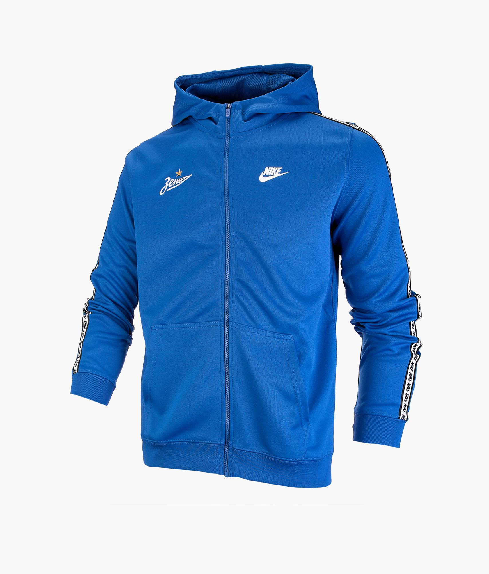 цена на Толстовка подростковая Nike Nike Цвет-Синий