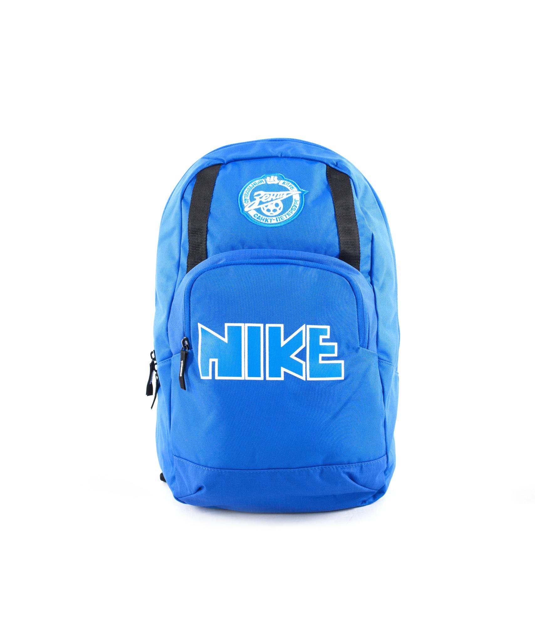 Рюкзак Nike CLASSIC SAND BP, Цвет-Синий, Размер-MISC