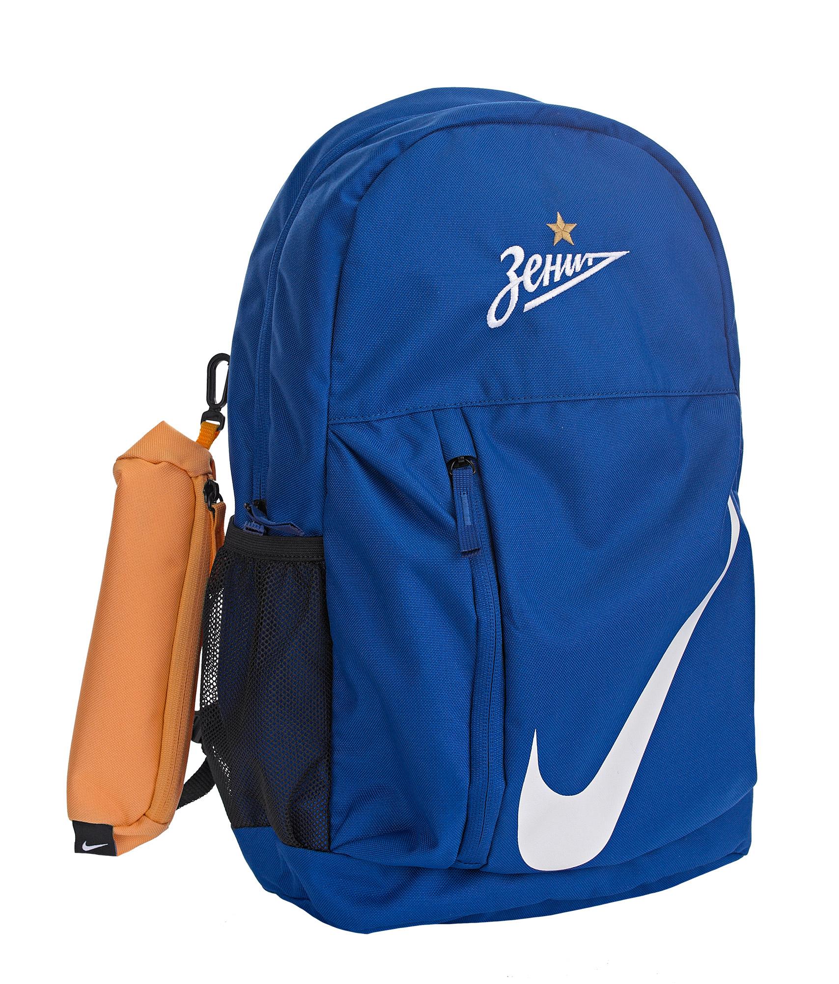 Рюкзак Nike Nike Цвет-Синий рюкзак зенит