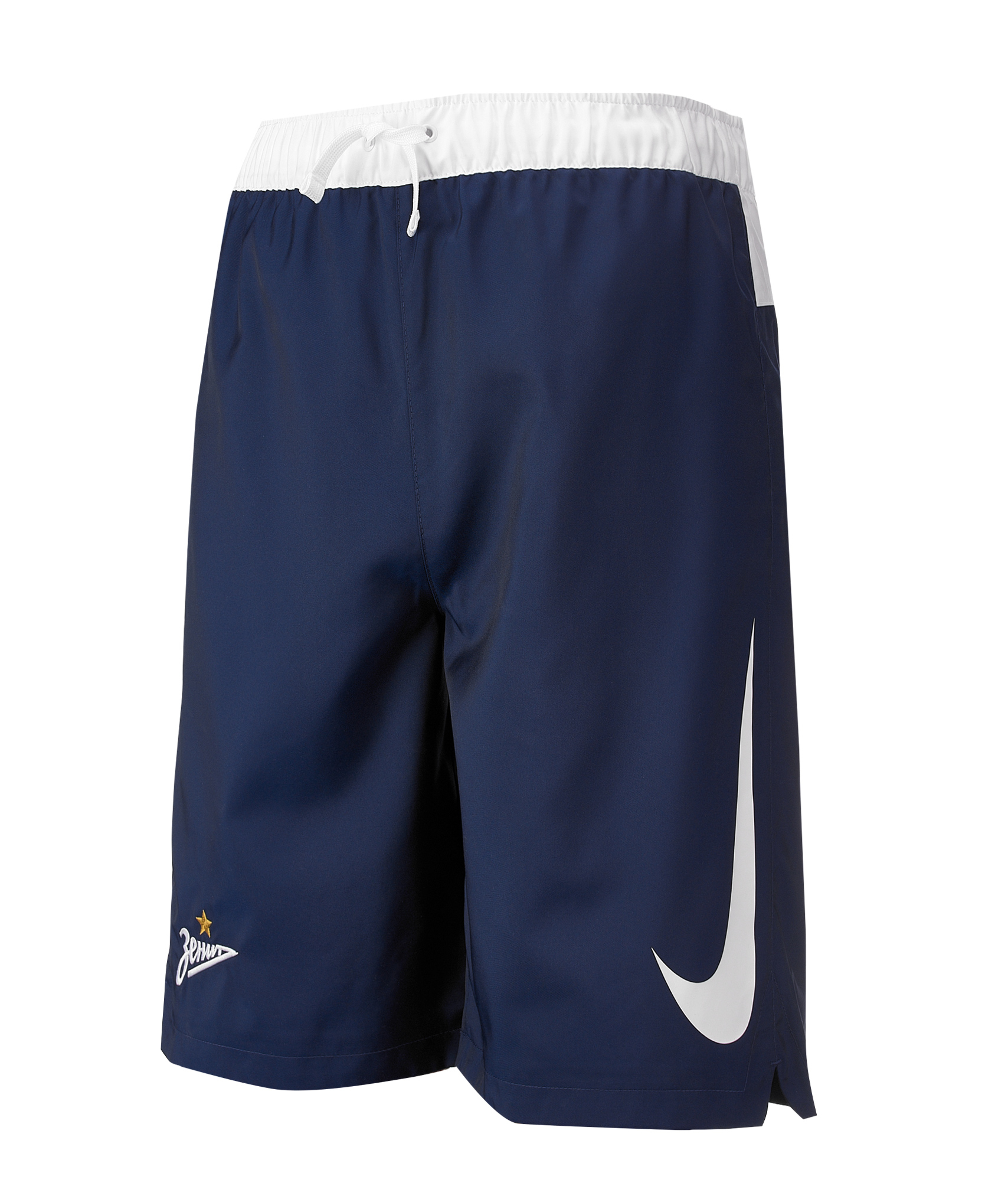 Шорты подростковые Nike Nike Цвет-Синий цена и фото