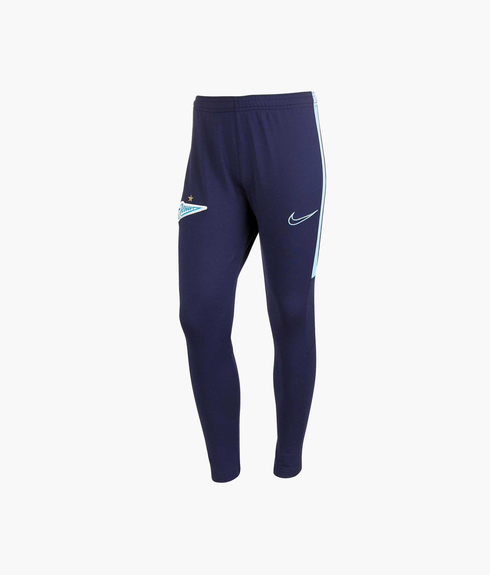 Брюки тренировочные подростковые Nike Zenit 2019/20 Nike брюки тренировочные nike сборной бразилии 893122 454