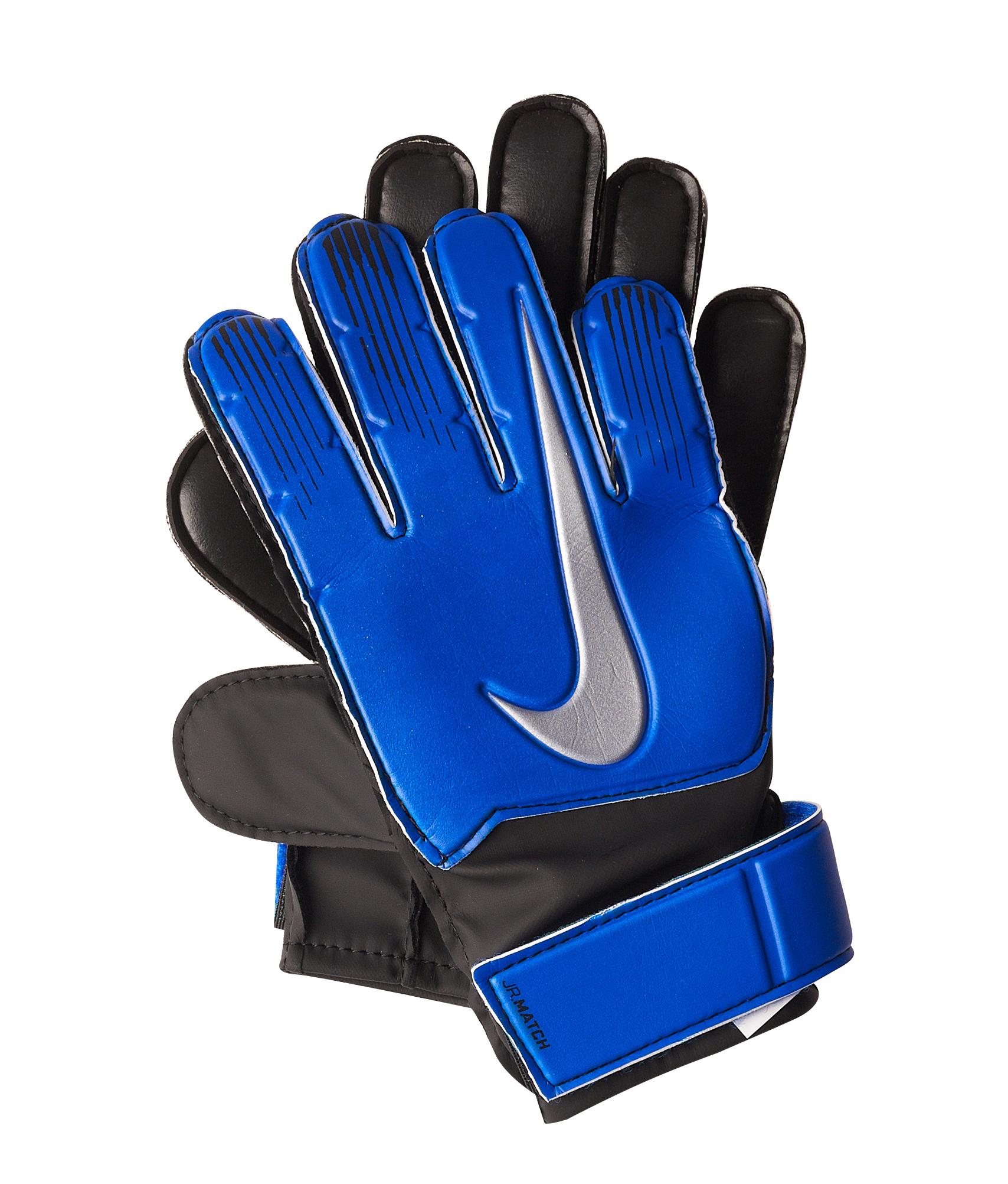 Перчатки вратарские детские Nike Nike Цвет-Синий перчатки вратаря nike gs3256 13