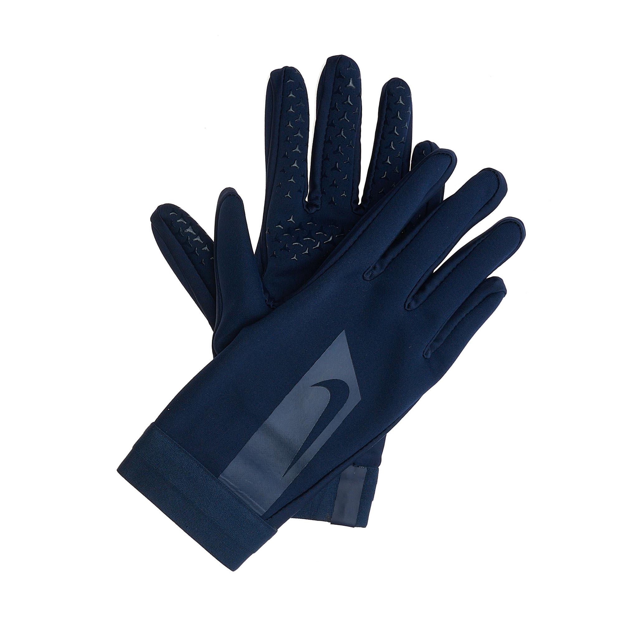Перчатки тренировочные Nike Nike Цвет-Темно-Синий перчатки тренировочные мужские nike цвет черный серый красный размер l