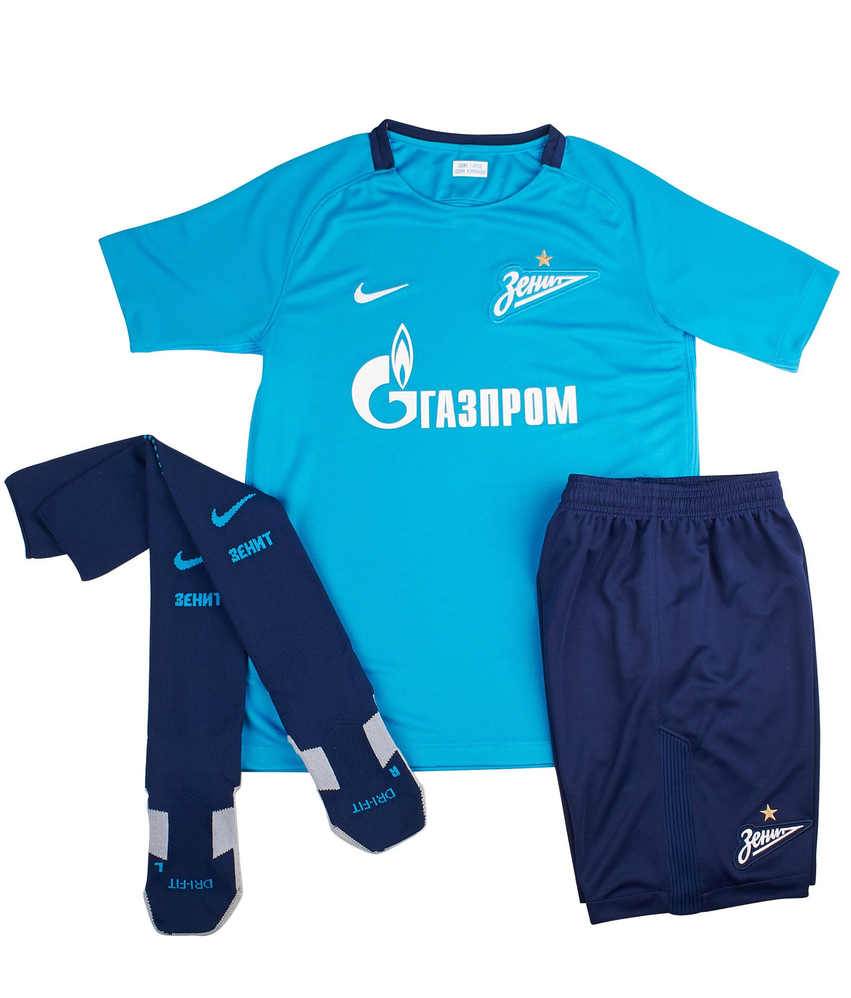 Комплект подростковой домашней формы Nike «Зенит» Зенит футболка зенит со своей фамилией