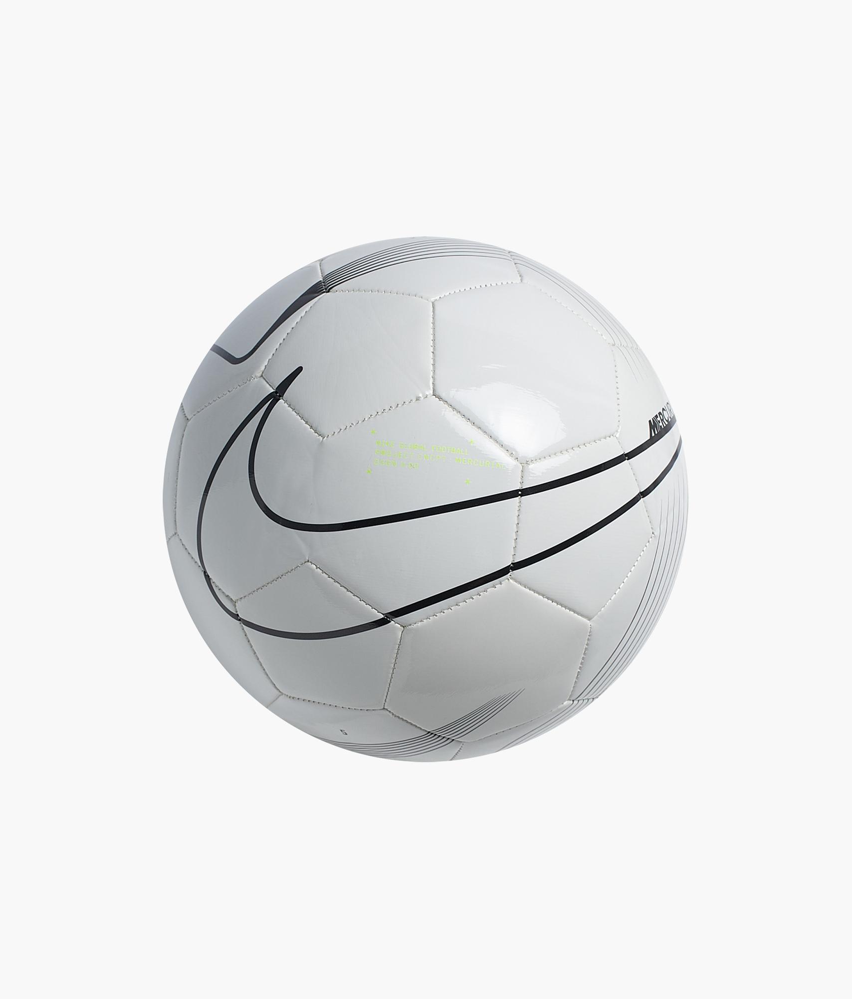 Мяч Nike Mercurial Fade Nike Цвет-Белый nike мяч nk merc fade